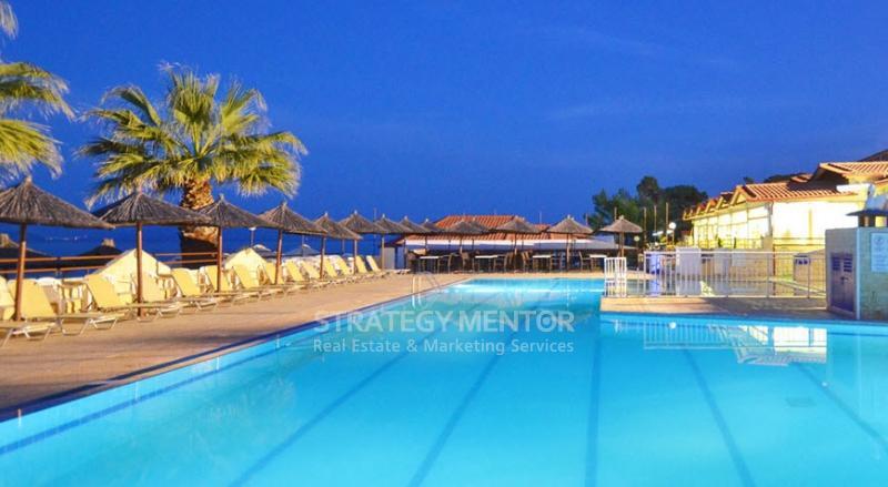 Ξενοδοχείο 2100 τ.μ. προς Πώληση: Άφυτος, Κασσάνδρα, Χαλκιδική
