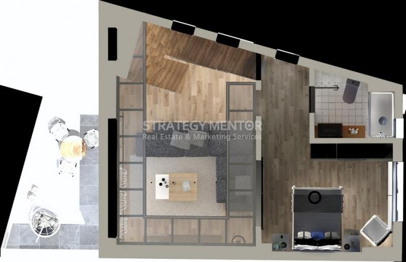 Διαμέρισμα 108 τ.μ. προς Πώληση: Βοτανικός, Γκάζι - Μεταξουργείο - Βοτανικός, Κέντρο Αθήνας