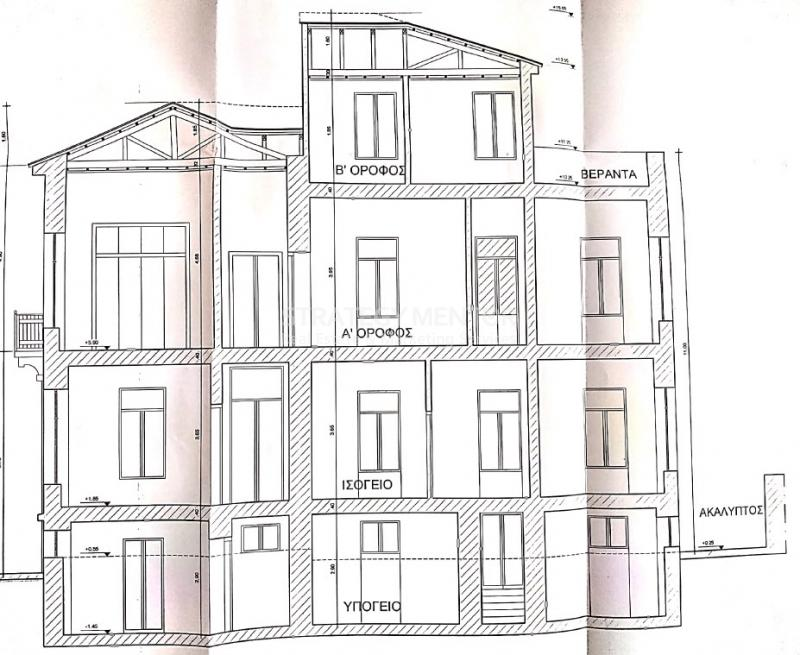 Κτήριο (Επαγγελματικό) 720 τ.μ. προς Πώληση: Πλατεία Κουμουνδούρου, Κέντρο, Κέντρο Αθήνας